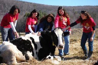 Farm Sanctuary_FIU Alt Spring Break