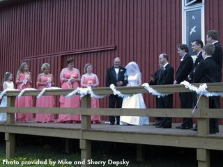 Mike and Sherry Depsky_Farm Sanctuary wedding
